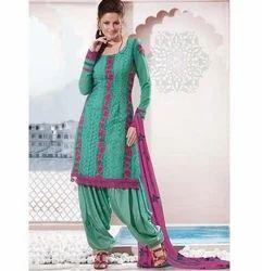 Ladies Georgette Salwar Suit