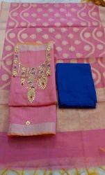Aaditri Clothing Banarasi Suit