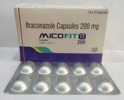 Itraconazole 200 Cap