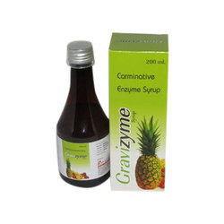 Carminative Enzyme Syrup