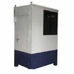 Outdoor MS Security Cabin