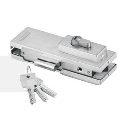 Stainless Steel Lock Patch