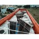 Open Top Container Lashing Services