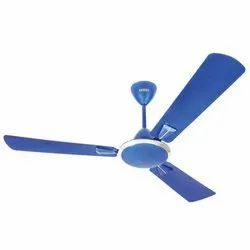 Ultra Marine Blue Fan