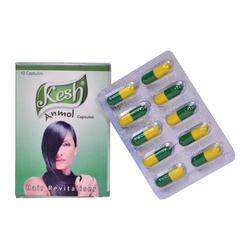 Hair Nourishment Capsules, for Hospital