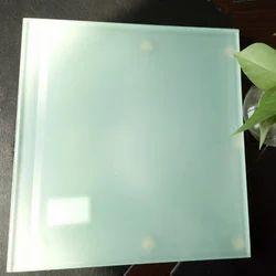 White Laminated Glass