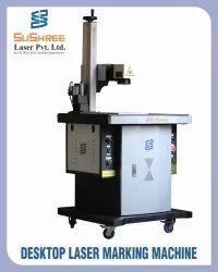 Steel Utensils Laser Marking Machine
