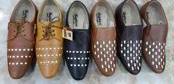 Men Stylish Leather Shoes