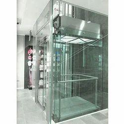 Hydraulic Glass Lifts