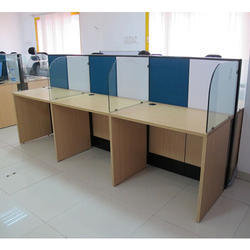 Staff Office Workstation