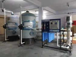 25000 LPH Industrial Reverse Osmosis System