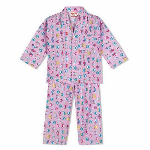 e8423cdbe Cotton Baby Boy Night Suit