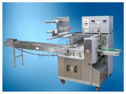 Ice Cream Pouch Packing Machine