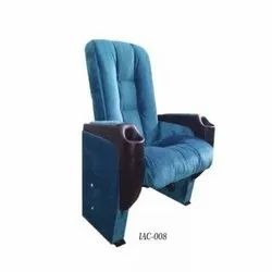 Blue Adjustable Theater Chair