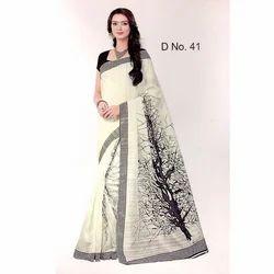 Polyester Silk Saree