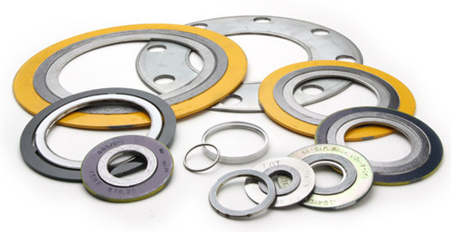 Metallic Gasket - Spiral Wound Gasket Manufacturer from Ahmedabad