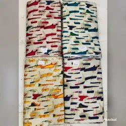 Printed 14 Kg Rayon Fabric