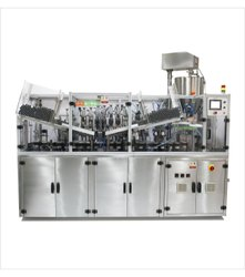 Linear Tube Filling Machine