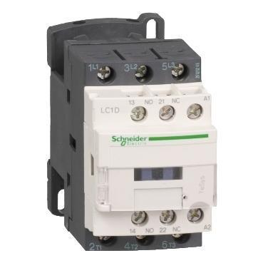 Contractor  Phase Contactor Control Wiring on