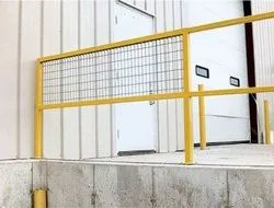Ms Multipurpose Steel Square Handrails, For Industrial