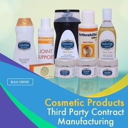 Herbal Ayurvedic Cosmetics Products, Type Of Packing: Bottle