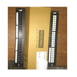 24 Port Tooless Patch Panel