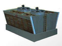 Single Flow Wooden Cooling Towers