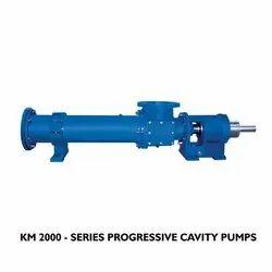KM 2000 Progressive Cavity Pumps