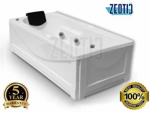 Zeotic Aida Jacuzzi Bathtub