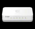5-Port 10/100 MBPS Unmanaged Desktop Switch DES-1005C