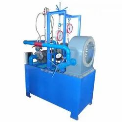 1 Hp Pelton Wheel Turbine Test Rig
