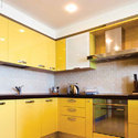 L-Shaped Modular Kitchen