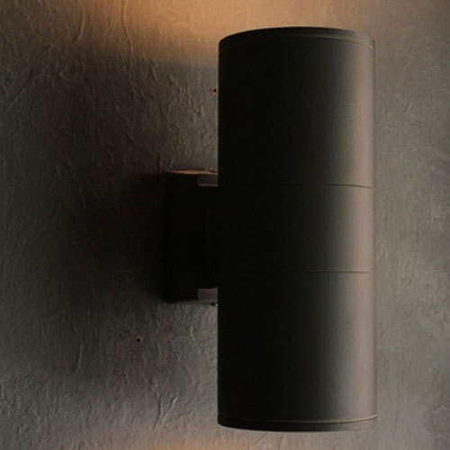 Round up down outdoor wall light outdoor wall lights the light round up down outdoor wall light mozeypictures Image collections