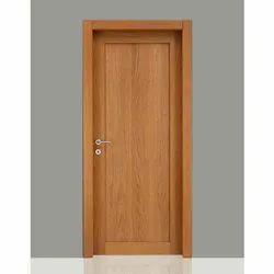 Polished Interior Wooden Door