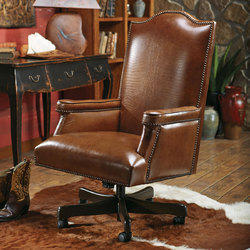 Leather Executive Chair, Leather Furniture