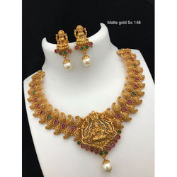 5fa6462d80 Wedding Ladies Artificial Jewelry, Rs 1490 /set, Swastik Collection ...