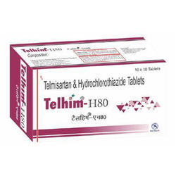 Telmisartan and Hydrochlorothiazide Tables