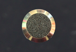 Adhesive Stud With Black Carborundum