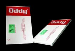 Oddy Gum Sheet Digital Label Sheet