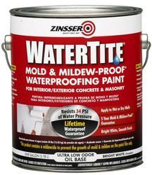 Zinsser Water Tile Waterproofing Paint