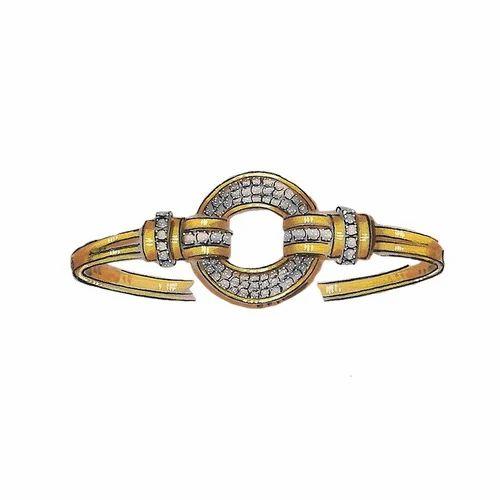 The Cleopatra Bracelet