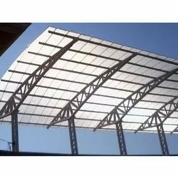 Coated Polycarbonate Skylite Multiwall Sheets