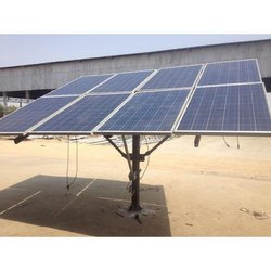 Ground Mounted Solar Structure