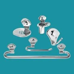 Kresha Stainless Steel Sanitary Ware Fittings, for Bathroom Fitting