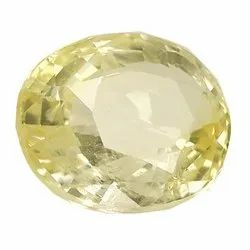 Yellow Loupe Clean Natural Ceylon Yellow Sapphire