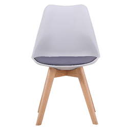 Moulded Cafeteria Chair - Tulip