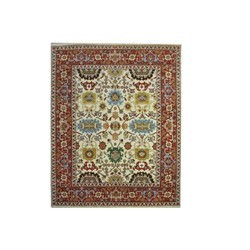 Serapi Hand Knotted Carpet For Living Room