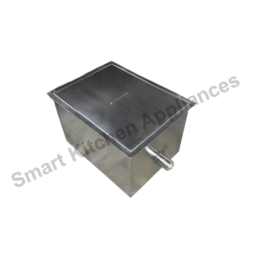 Kitchen Oil And Grease Trap at Rs 18500 /piece | grease interceptor ...