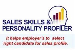 Sales Skills Assessment / Test