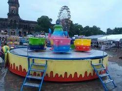 Amusement Rides - Cups